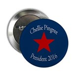 Chellie Pingree for President 2016 Campaign Button