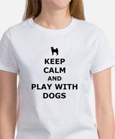 Keep Calm Tee (Both Sides)