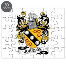 Johnson Coat of Arms Puzzle