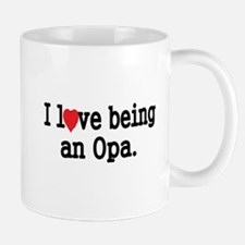 I love being an OPA Mug