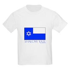 Isreal Shalom Ya'll Kids T-Shirt