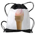 FIN-perfect-summer-... Drawstring Bag