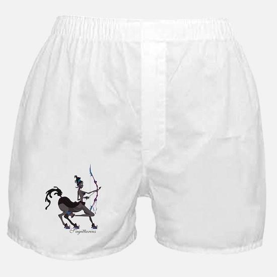 Starlight Sagittarius Boxer Shorts