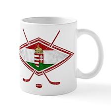 Magyar Jégkorong Hockey Flag Mug