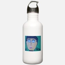 Young God J Water Bottle