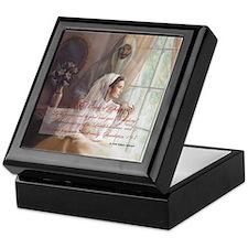 """The Bride of Christ"" Keepsake Fine Art Gift Box"