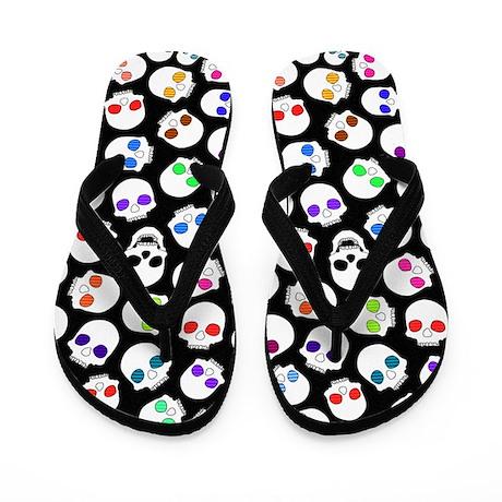 Skulls, Flip Flops