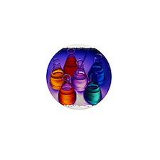 Erlenmeyer Flasks Mini Button (100 pack)