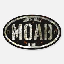 Moab Rivet Grunge Decal