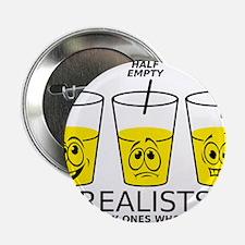"Glass Half Full Empty Pee Funny T-Shirt 2.25"" Butt"