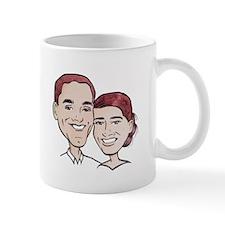 Custom Wedding Caricature Mug