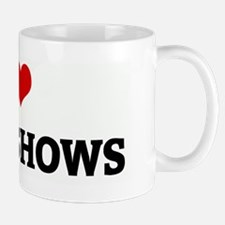 I Love GAME SHOWS Mug