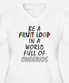 Fruit Loop in A World of Cheerios Funny Plus Size