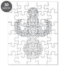 Master EOD SCUBA Puzzle
