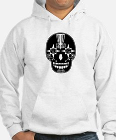 Sugar Skull Catcher - Birdshot Disc Golf Hoodie