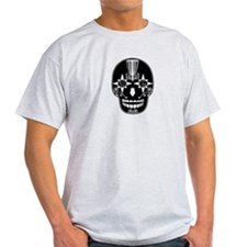 Sugar Skull Catcher - Birdshot Disc Golf T-Shirt