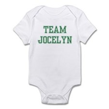 TEAM JOCELYN  Infant Bodysuit