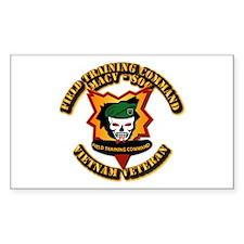 Army - SOF - MACV - SOG - Field Tng Cmd Decal