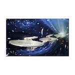 Star Trek Enterprise Wall Decal