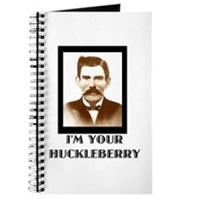 Doc Holliday - I'm Your Huckleberry Journal
