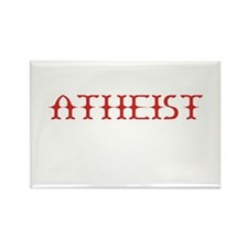 Atheist Rectangle Magnet