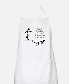 A Pat On The Back Funny T-Shirt Apron