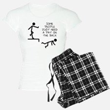 A Pat On The Back Funny T-Shirt Pajamas