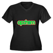 apchem Plus Size T-Shirt
