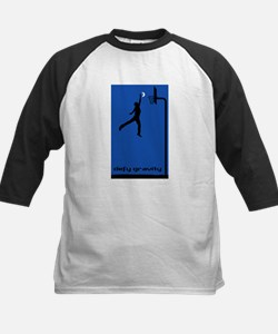 Defy Gravity in Basketball Kids Athletic Jersey