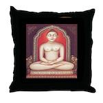 Mahaveera Throw Pillow