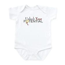 Unlock Your Potential Infant Bodysuit