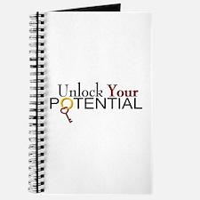 Unlock Your Potential Journal