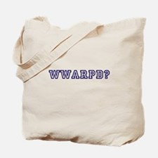 What would a reasonable person do? Tote Bag