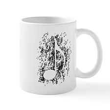 Note Explosion Mug