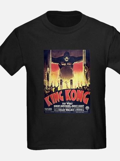 King Kong 1933 French poster T-Shirt