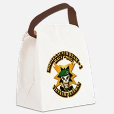 Army - SOF - MACV - SOG - MLT 1 Canvas Lunch Bag