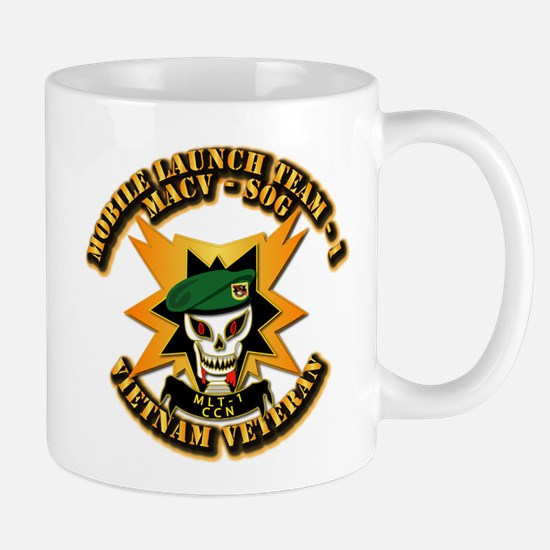 Army - SOF - MACV - SOG - MLT 1 Mug