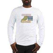 grey nomad funny Long Sleeve T-Shirt
