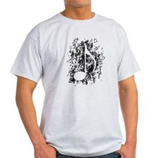 Note Explosion T-Shirt