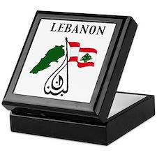 LEBANON Keepsake Box