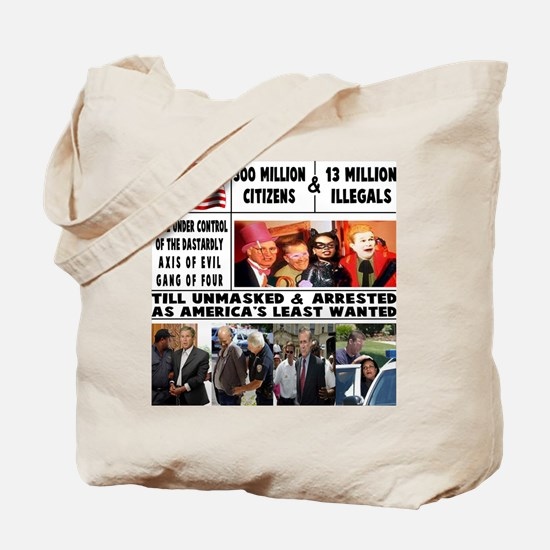 GANG OF FOUR Tote Bag