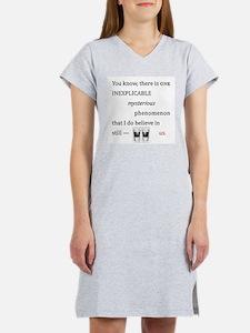 Cute Castle Women's Nightshirt