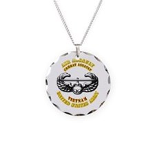 Emblem - Air Assault - Cbt Aslt - Vietnam Necklace