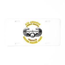 Emblem - Air Assault - Cbt Aslt - Vietnam Aluminum