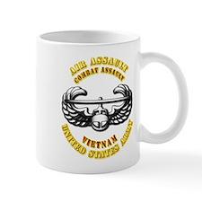 Emblem - Air Assault - Cbt Aslt - Vietnam Mug