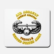 Emblem - Air Assault - Cbt Aslt - Vietnam Mousepad