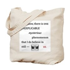 Believe in Us Tote Bag