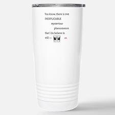 Believe in Us Travel Mug