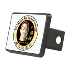 The Danzan-Ryu Jujutsu Homepage Logo Hitch Cover