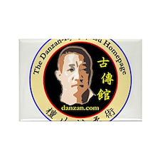 The Danzan-Ryu Jujutsu Homepage Logo Rectangle Mag